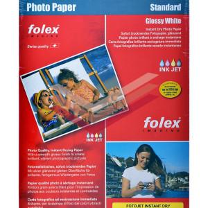 664000 - PAPEL FOT FOLEX A4 50U.180GR BLABRILLANTE INKJET