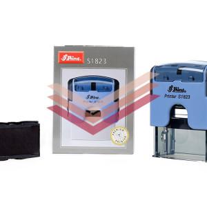 924000 - SELLO SHINY S-1823 47X18mm. AZUL